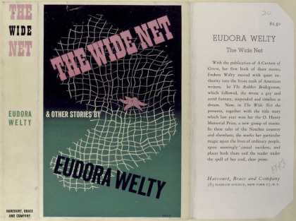 Dust Jackets - The wide net : and other