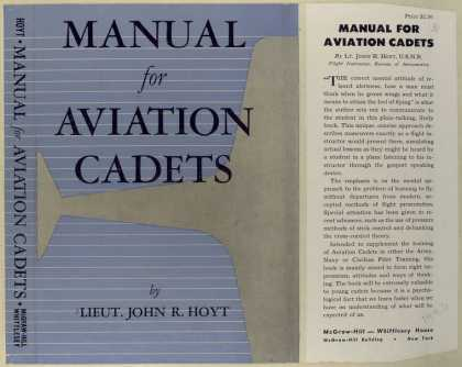 Dust Jackets - Manual for aviation cadet