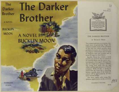 Dust Jackets - The darker brother.