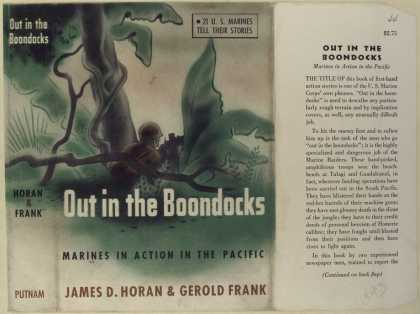 Dust Jackets - Out in the boondocks mar