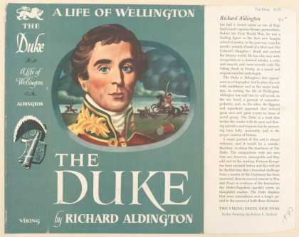 Dust Jackets - The Duke: a life of Welli