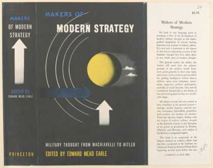 Dust Jackets - Makers of modern strategy