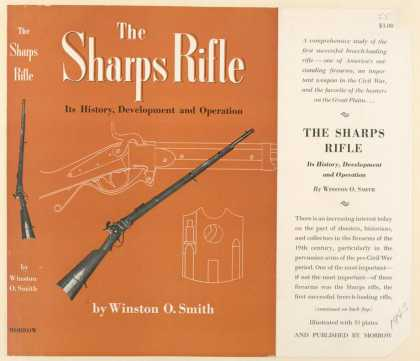 Dust Jackets - The Sharps rifle, its his