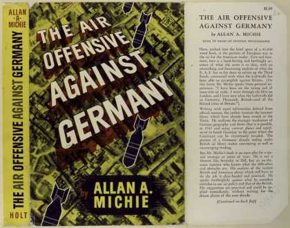Dust Jackets - The air offensive against
