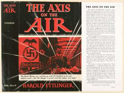 Dust Jackets - The axis on the air.