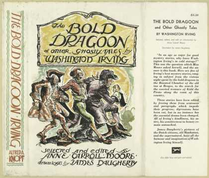 Dust Jackets - The bold dragoon and othe
