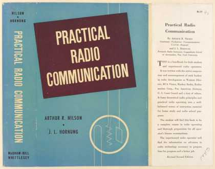 Dust Jackets - Practical radio communica