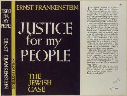 Dust Jackets - Justice for my people : t