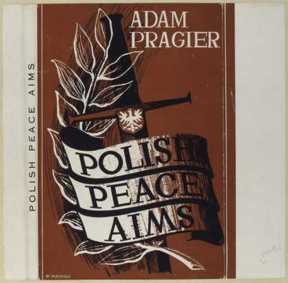 Dust Jackets - Polish peace aims.