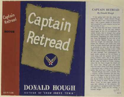 Dust Jackets - Captain Retread.