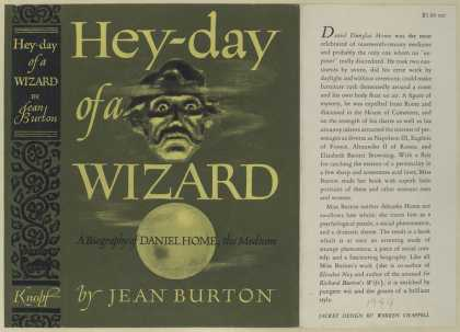 Dust Jackets - Heyday of a wizard Danie
