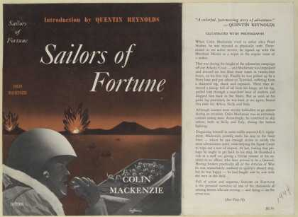 Dust Jackets - Sailors of fortune.