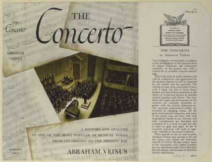 Dust Jackets - The concerto.