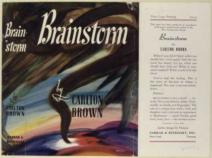 Dust Jackets - Brainstorm.