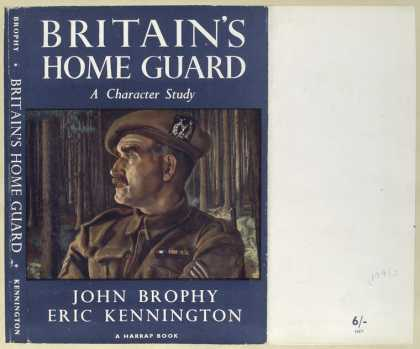 Dust Jackets - Britain's Home guard, a c