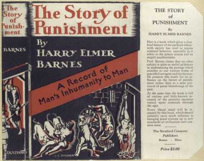 Dust Jackets - The story of punishment