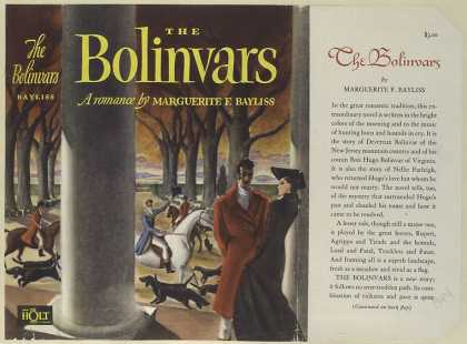 Dust Jackets - The Bolinvars.