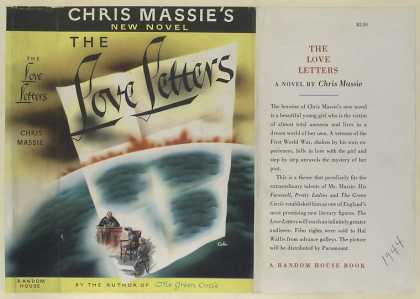 Dust Jackets - The love letters, a novel