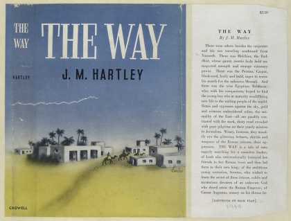 Dust Jackets - The way.
