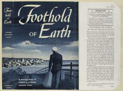 Dust Jackets - Foothold of earth.