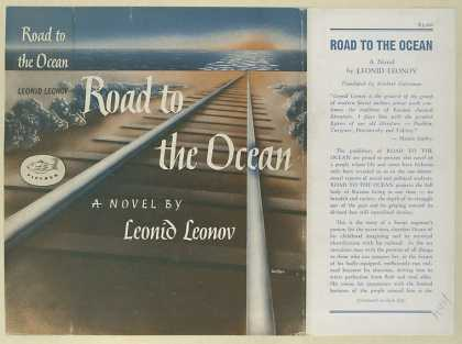 Dust Jackets - Road to the ocean.