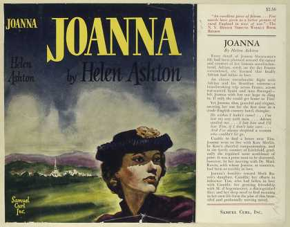 Dust Jackets - Joanna.