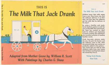 Dust Jackets - This is the milk that Jac