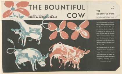 Dust Jackets - The bountiful cow.