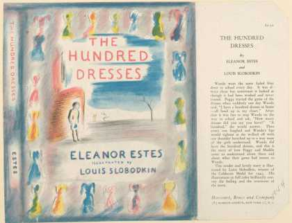 Dust Jackets - The hundred dresses.