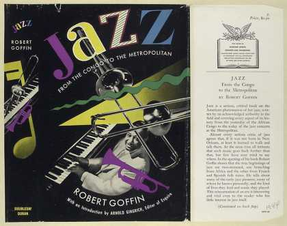 Dust Jackets - Jazz, from the Congo to t