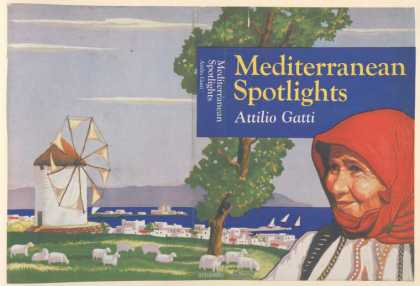 Dust Jackets - Mediterranean spotlights.