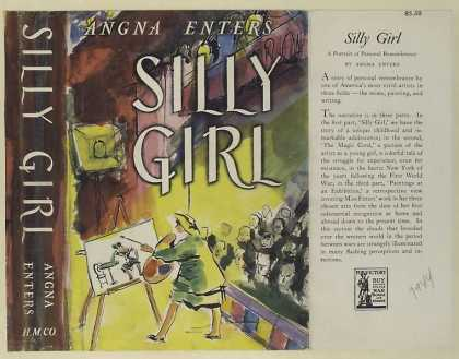 Dust Jackets - Silly girl, a portrait of