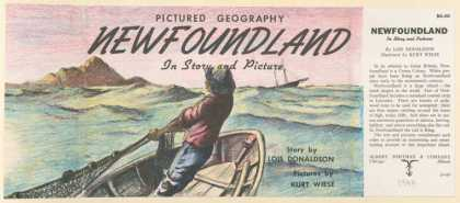 Dust Jackets - Newfoundland in story and