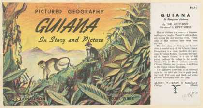 Dust Jackets - Guiana in story and pictu