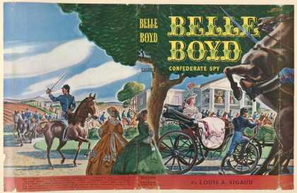 Dust Jackets - Belle Boyd, Confederate s