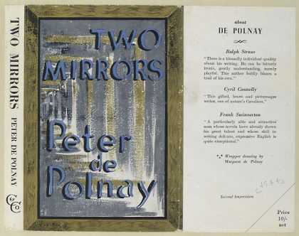 Dust Jackets - Two mirrors.