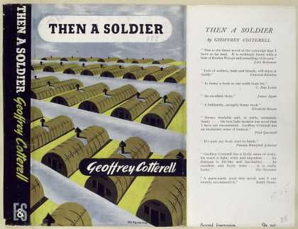 Dust Jackets - Then a soldier.
