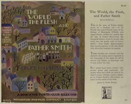 Dust Jackets - The world, the flesh, and