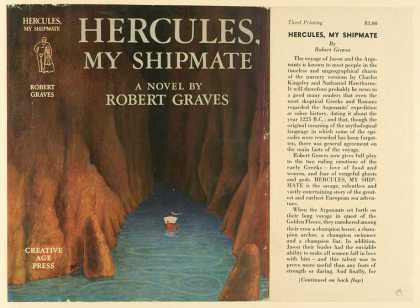 Dust Jackets - Hercules, my shipmate, a