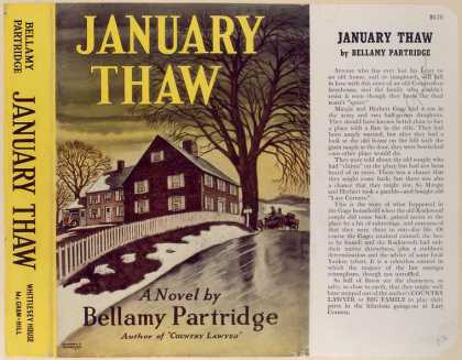 Dust Jackets - January thaw.