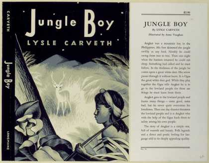 Dust Jackets - Jungle boy.