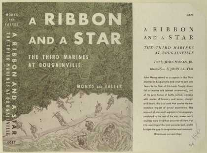 Dust Jackets - A ribbon and a star the