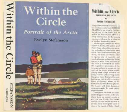 Dust Jackets - Within the circle portra
