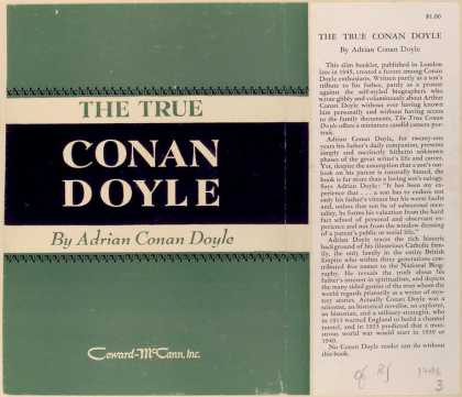 Dust Jackets - The True Conan Doyle.