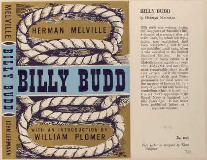 Dust Jackets - Billy Budd.
