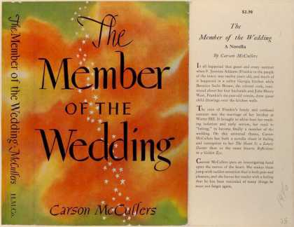 Dust Jackets - The member of the wedding