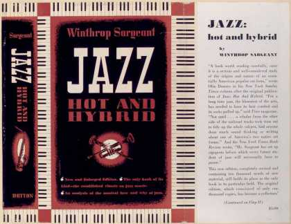 Dust Jackets - Jazz: hot and hybrid.