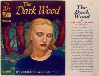 Dust Jackets - The dark wood.