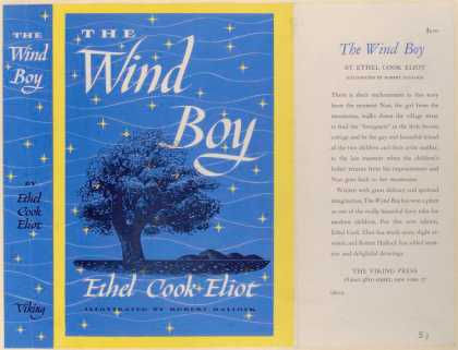Dust Jackets - The Wind Boy.