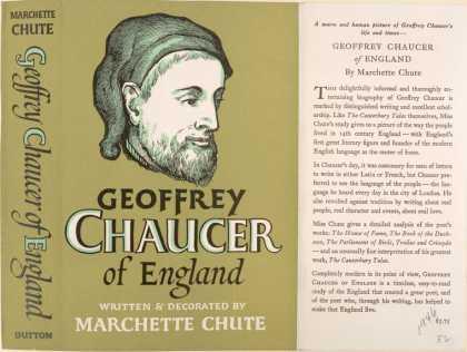 Dust Jackets - Geoffrey Chaucer of Engla